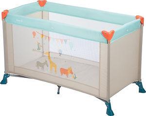 Safety 1st soft dreams campingbedje beige en blauw