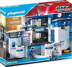 PLAYMOBIL City Action Polizeistation