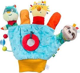 Imaginarium Blauwe Speelhandschoen met S