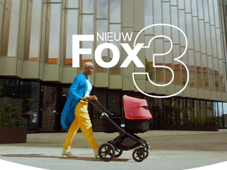 Nieuw: de Bugaboo Fox 3! Dit is er verbeterd...