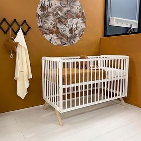 Cabino Baby bed Teresa met Verstelbare bodem Wit 60 x 120 cm.jpg