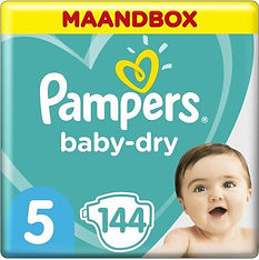 Pampers Baby-Dry Luiers maat 5.jpg