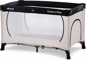 Hauck dream n play plus campingbed beige