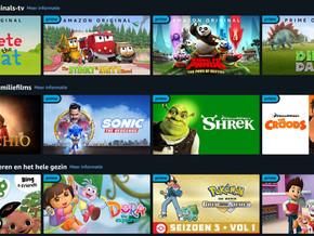 Leuke kinderseries op Amazon Prime Video!
