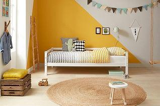 Woodworld sofabed Bobbie - Kinderbed 90x