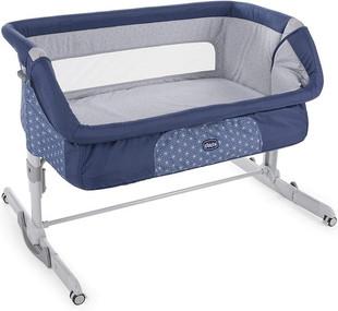 Chicco Next2Me Dream co-sleeper blauw