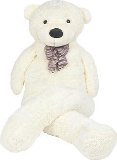 Grote knuffelbeer 190cm Wit teddybeer knuffel-min.jpg