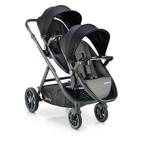 Joovy Qool Kinderwagen - Grijs - Duo Kinderwagen.jpg