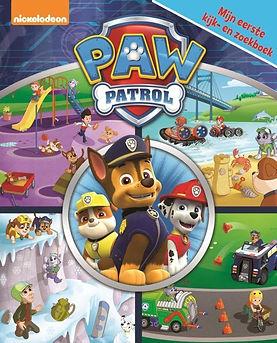 Paw Patrol - Mijn eerste kijk- en zoekbo