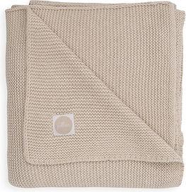 Jollein Wieg deken Basic knit 75x100cm -