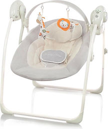 Little World Baby Swing Dreamday Grau.j