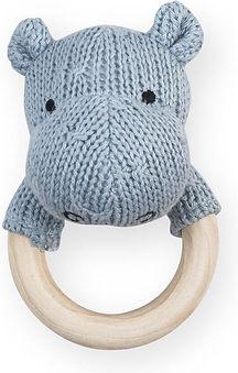 Jollein Soft knit Rammelaar bijtring Ø 7