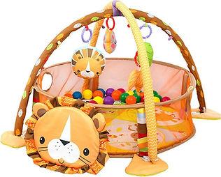 Toddly Babygym Leeuw - Baby Speelmat met Ballenbak - 48 x 66 cm.jpg