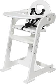 Tiamo Meegroei Kinderstoel - Wit.jpg