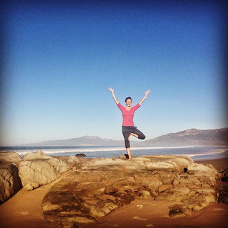 Happy New Year! Feliz Año!  #yoga #yogat
