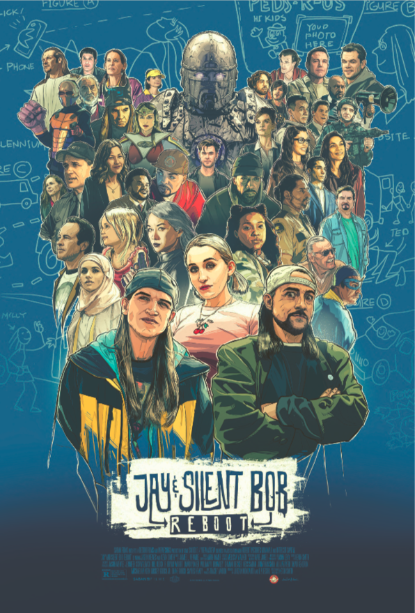 Jay & Silent Bob: REBOOT