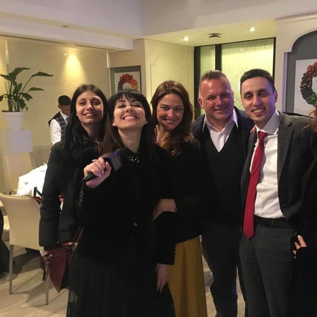 Cena Assemblea ADA - MILANO 2019