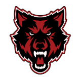 Ramay JHS Red Wolves logo.png