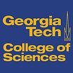 Georgia Tech College of Sciences logo