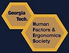 Georgia Tech HFES logo