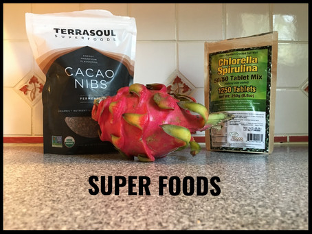 Experimenting with Super Foods