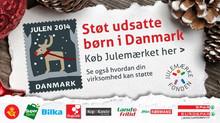 Julemærket 2014 er på gaden!