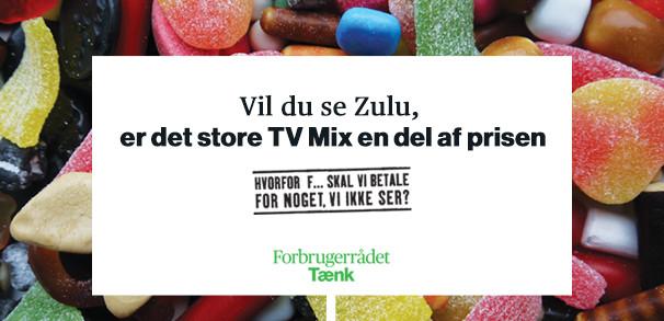 Bureaubiz: Forbrugerrådet Tænk bruger bureau til kampagne for frit tv-valg