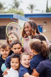 Sloane Stephens Tennis Charity
