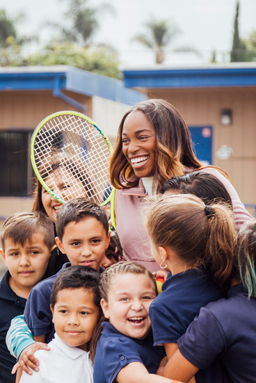 Sloane Stephens Tennis Charity
