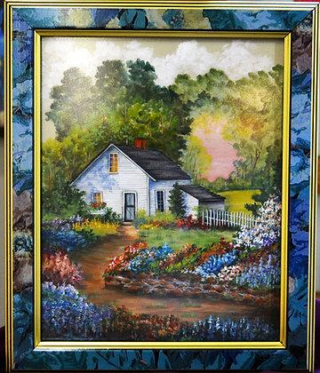 Cottage Watercolor