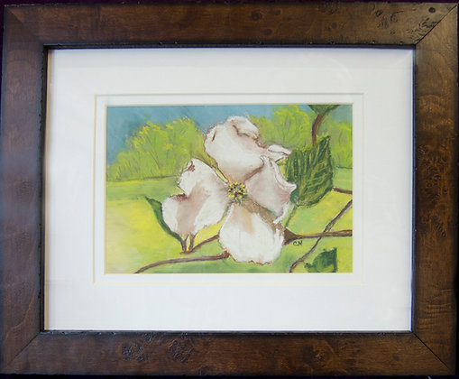 Dogwood - Painting