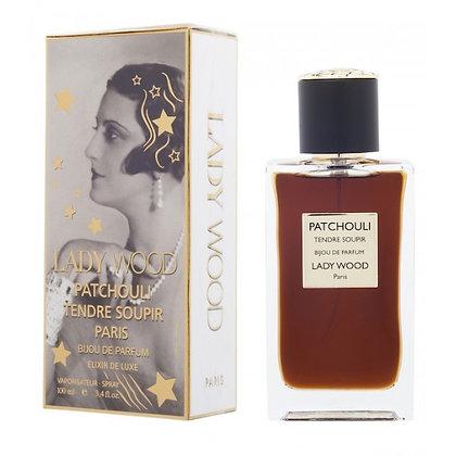Parfum Lady Wood Patchouli Tendre Soupir