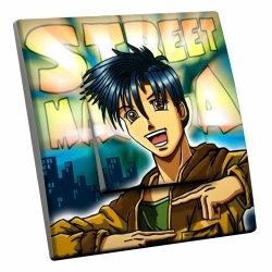 intérrupteur Décoratif Modèle Manga