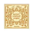 3 Sachets Parfumés Ambre Leblanc-France