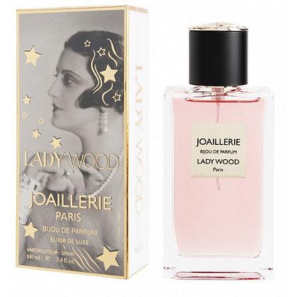 Parfum Lady Wood Senteur Coeur Joaillerie