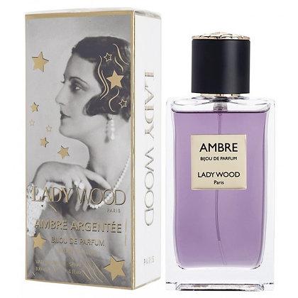 Parfum Lady Wood Senteur Ambre Argentée