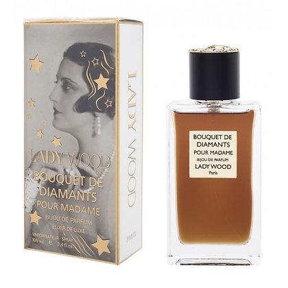 Parfum Lady Wood Senteur Bouquet de Diamants pour Madame