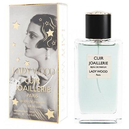 Parfum Lady Wood Senteur Cuir Joaillerie