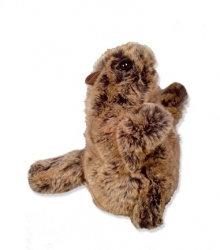 Marionnette Les Petites Marie Marmotte 30 cm