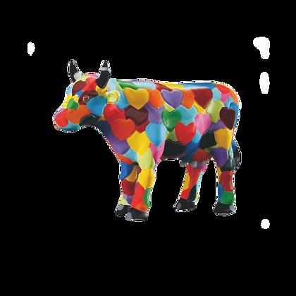 Vache Cow Parade Petit Modèle Hearstanding Cow