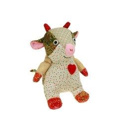 Doudou Patchie Les Petites Marie Modèle Vache