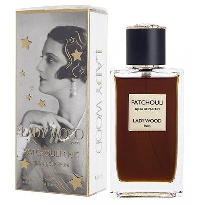 Parfum Lady Wood Senteur Patchouli Chic