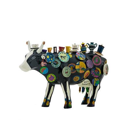 Vache Cow Parade  Moyen Modèle The Moo Potter