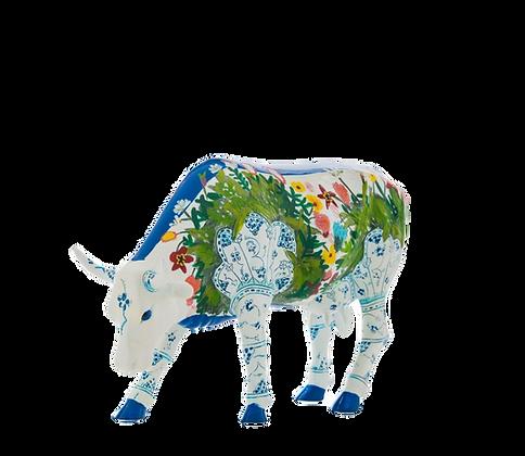 Vache Cow Parade Grand Modèle Musselmalet