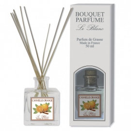 Bouquet Parfumé Le Blanc Senteur Cannelle Orange
