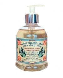 Savon Liquide Parfum Olive Creation Leblanc