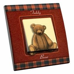 intérrupteur Décoratif Modèle Teddy Bear