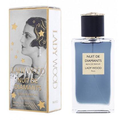 Parfum Lady Wood Senteur Nuit de Diamants