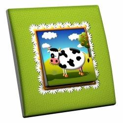 intérrupteur Décoratif Modèle Vaches