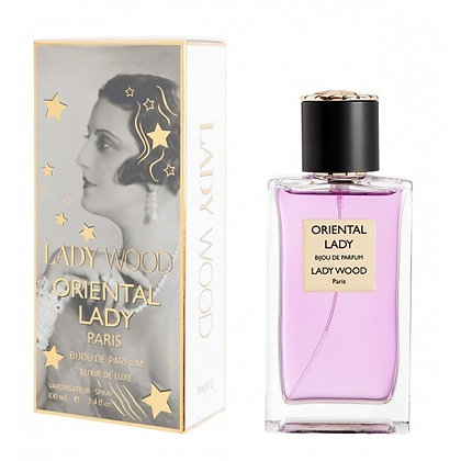 Parfum Lady Wood Senteur Oriental Lady